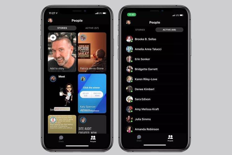 Nový Facebook Messenger  aktualizácia: Ako aplikácia vyzerá a funguje teraz 1