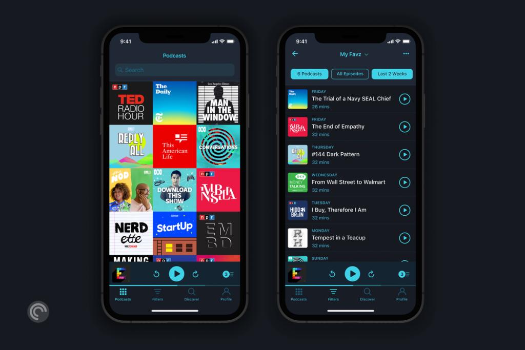 Pocket Casts sa stáva jednou z najpopulárnejších aplikácií v žánri podcastov