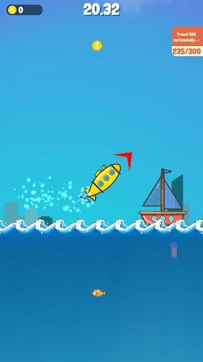 Podmorský skok  APK 1