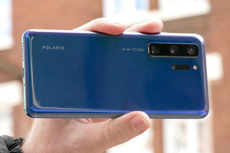 Praktické obrázky Huawei P40 Pro sa objavujú s dostatočným predstihom pred spustením 2