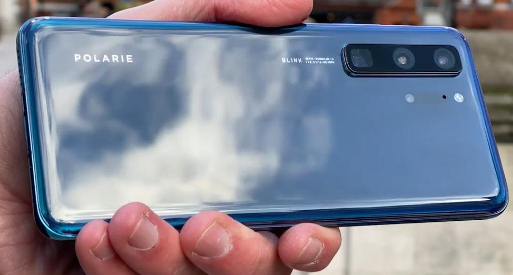 Praktické obrázky Huawei P40 Pro sa objavujú s dostatočným predstihom pred spustením 1