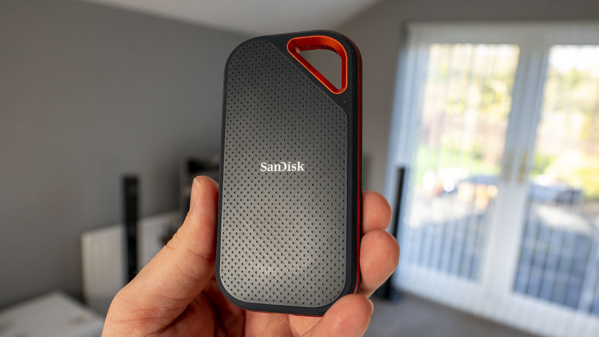 Prenosné 500 GB SSD Recenzia SanDisk Extreme Pro 1