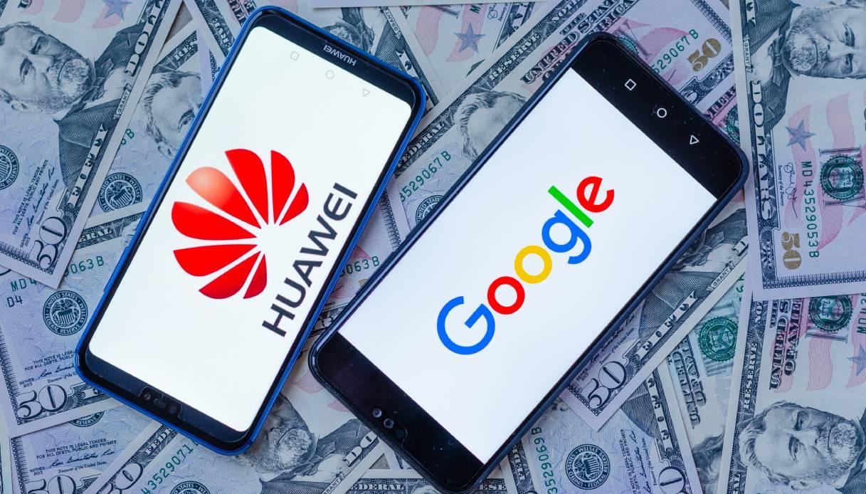 Pretože na ďalších smartfónoch spoločnosti Huawei už nemusí existovať spoločnosť Google 1