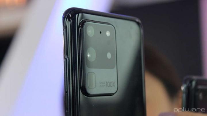 S20 Galaxy Aktualizácia fotoaparátov Samsung