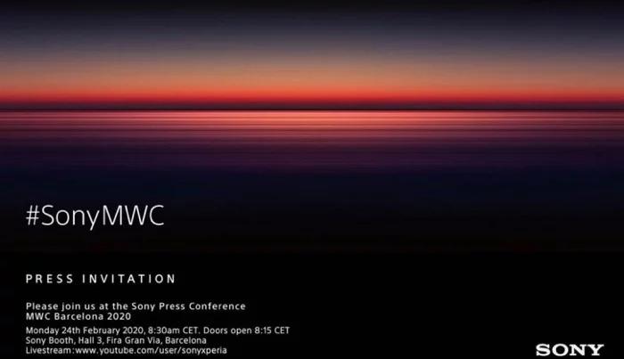 Svetový kongres Sony Mobile