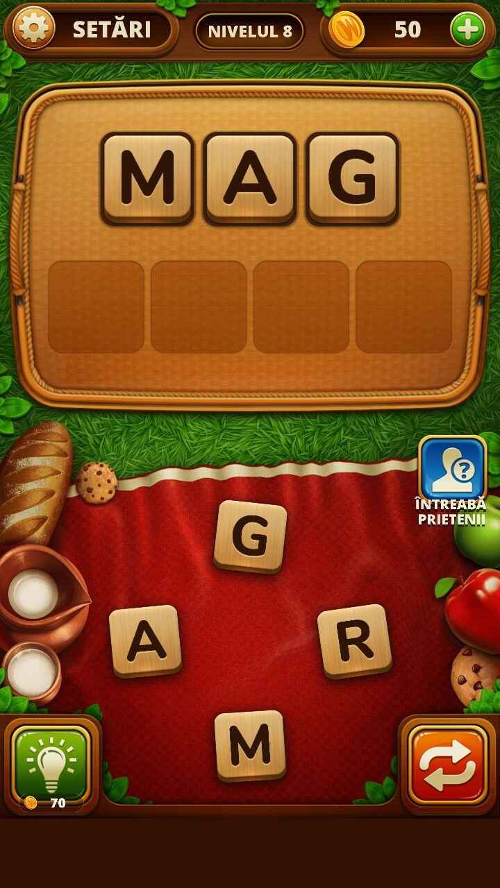 Stiahnite si Word Snack - Your Picnic with Words na PC 2