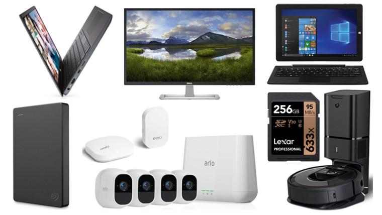"TechBargains: 32 ""Dell Monitor iba 150 dolárov, Netgear Arlo Pro 2 4-Camera Kit iba 400 dolárov a viac 1"