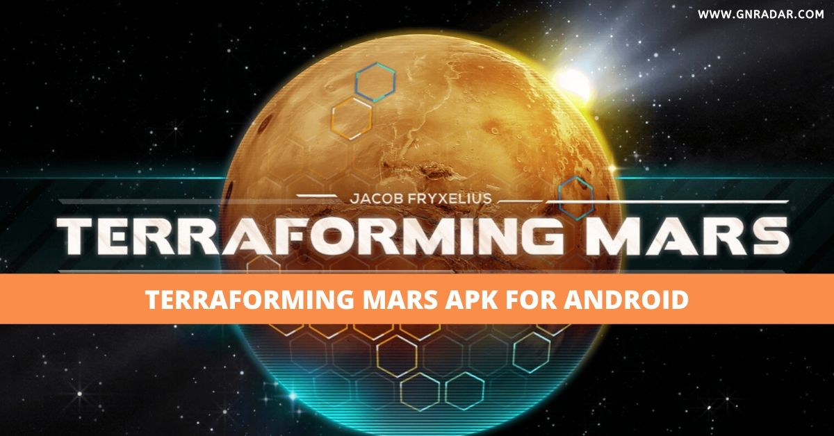 Terraforming Mars APK - stiahnutie pre Android 1