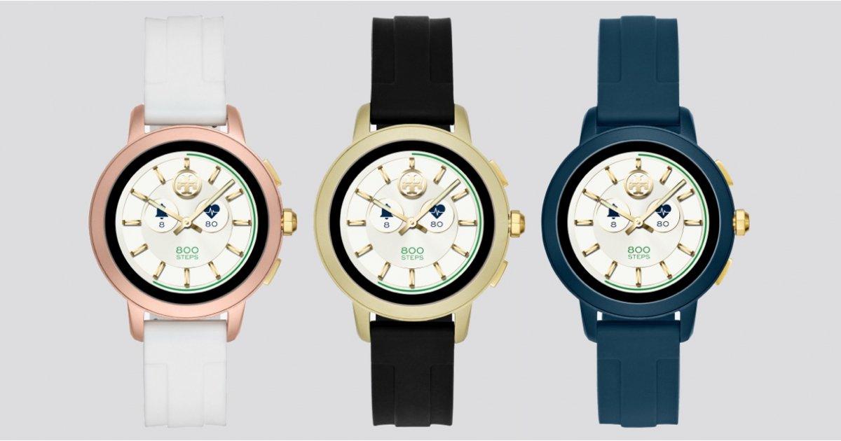 Tory Burch predstavila smartwatch ToryTrackHigh-end štýl, s ktorým sa stretáva Wear OS spoločnosti Google 1