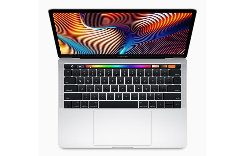 Úniky ukazujú 13-palcový MacBook Pro bežiaci na 10. generácii čipu Ice Lake s 32 GB RAM 1