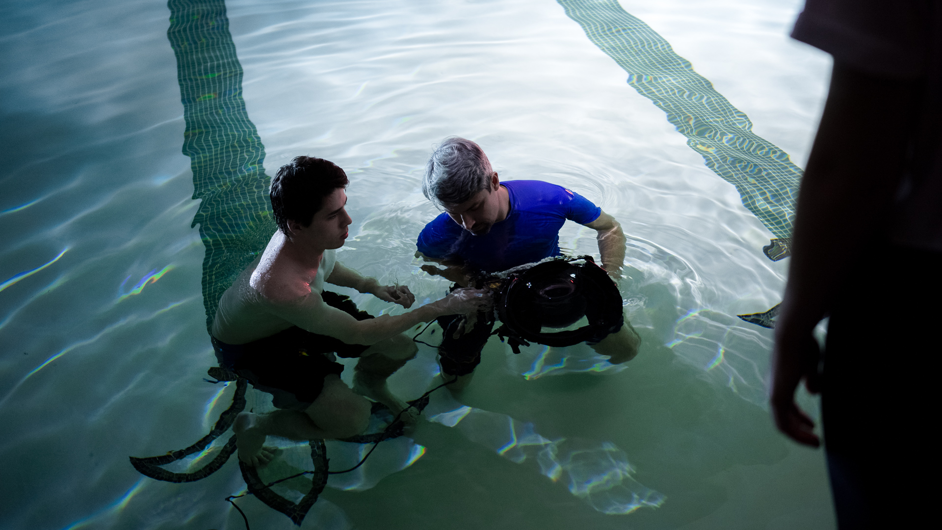 Úvahy o podvodnej kinematografii 1