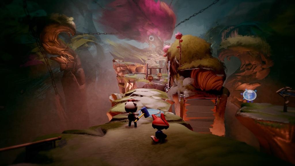 Rovnako ako v sérii Malá veľká planéta, Dreams ponúka hráčovi niekoľko nástrojov na uvoľnenie ich tvorivosti