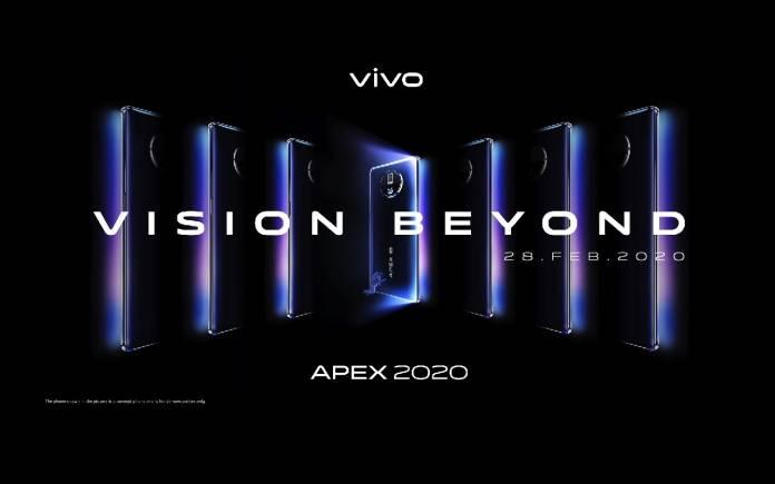 Vivo  APEX Vivo BEYOND 2020