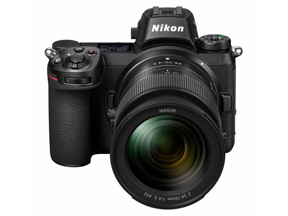 Nikon Z7 s 24-70 mm