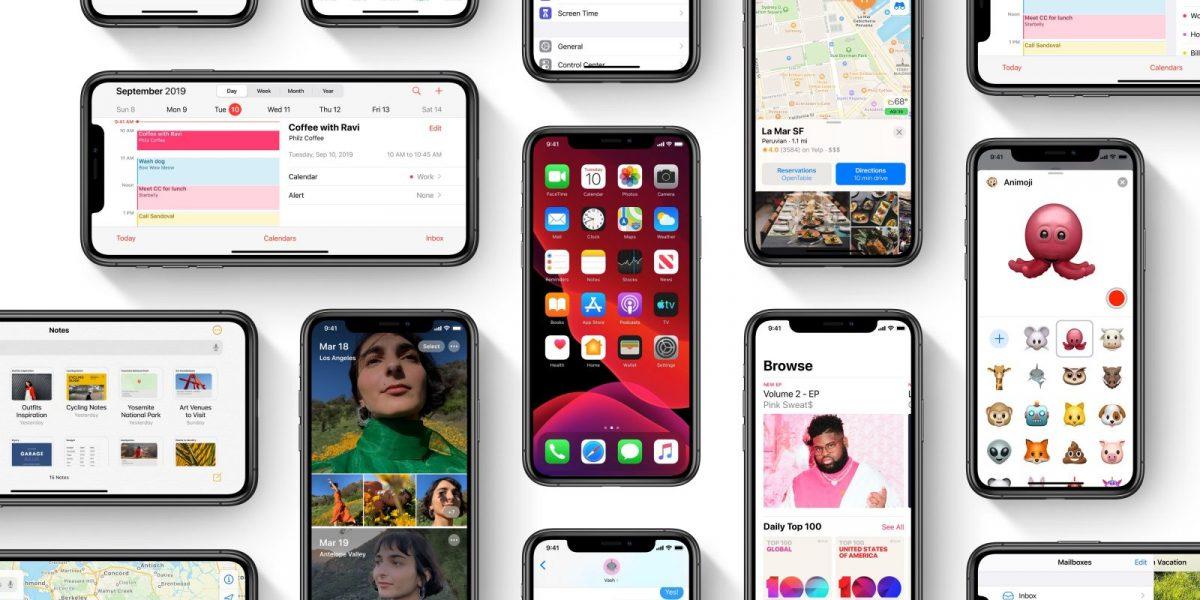 iOS 13.4 : k dispozícii je druhá verejná beta verzia 1