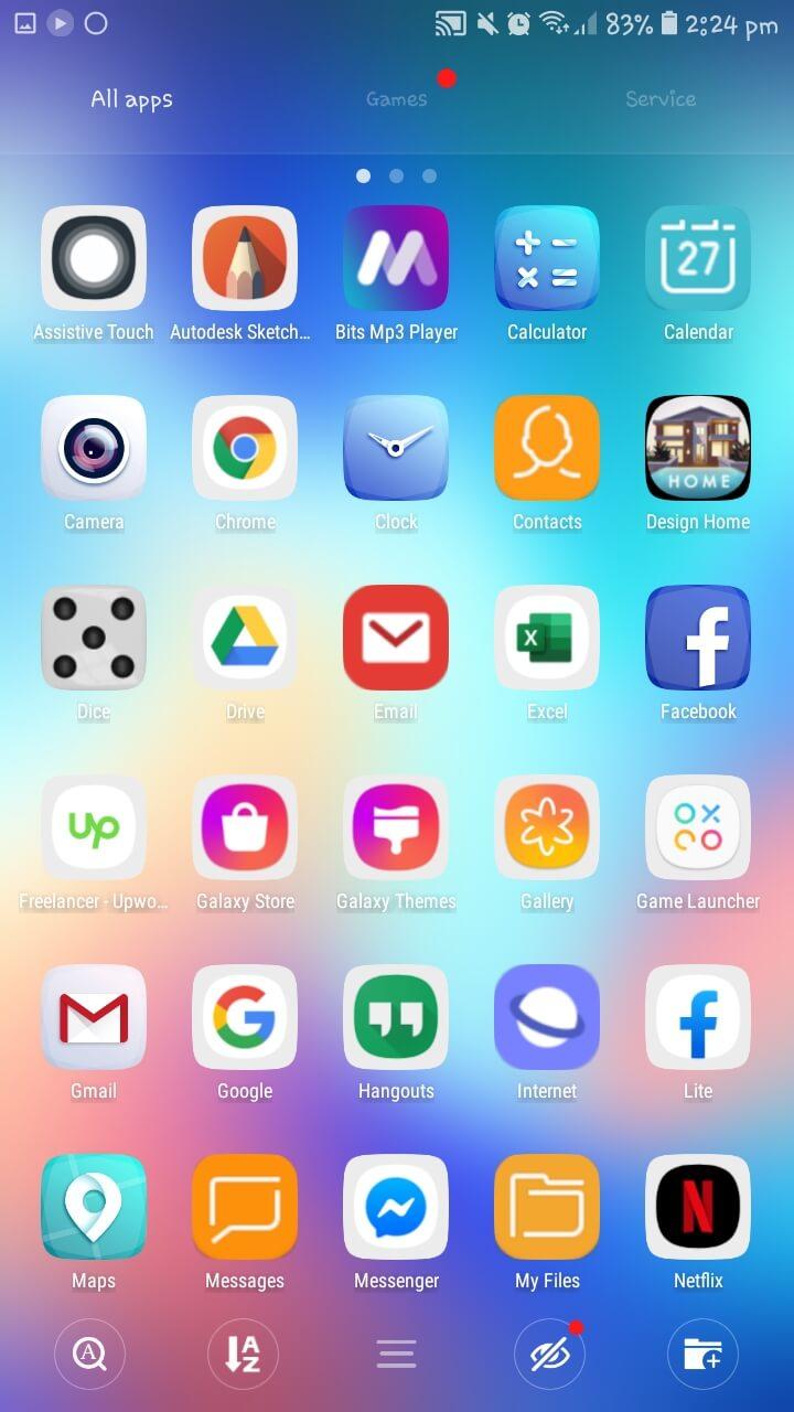11 najlepších tém pre Android, aby bol váš smartphone chladný 1