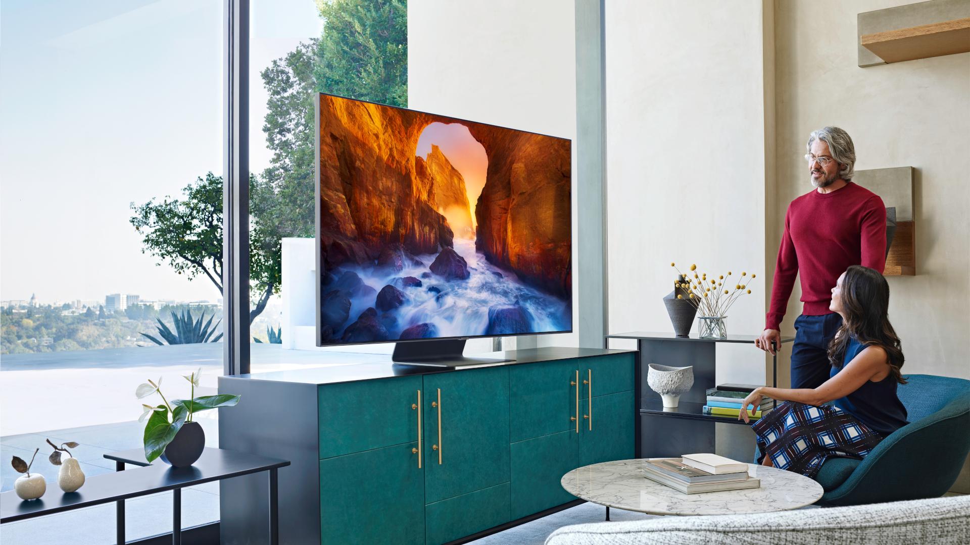 Samsung TV 2020: každý nový QLED a LED televízor Samsung prichádza tento rok 10