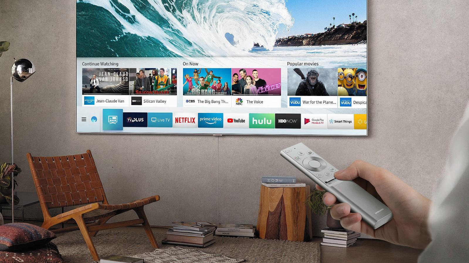 Samsung TV 2020: každý nový QLED a LED televízor Samsung prichádza tento rok 6