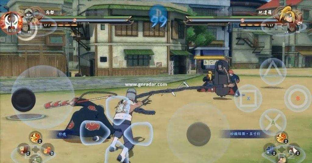 Naruto: Ultimate Ninja Storm 4 APK- Stiahnutie   Posledná verzia 2020 2