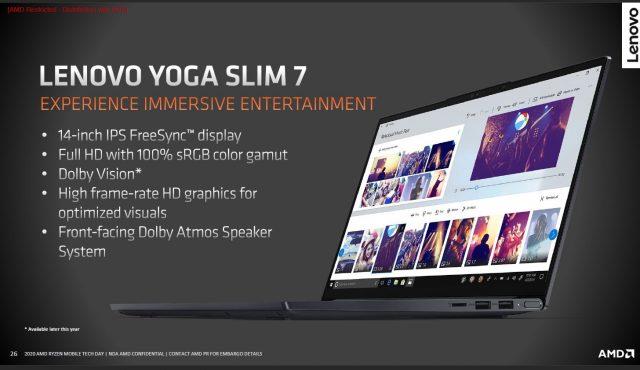 Spoločnosť AMD uvádza na trh Ryzen Mobile 4000: omnoho vyšší výkon, výdrž batérie 6