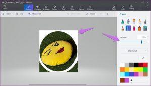 Orezanie fotografie v kruhu pomocou programu Skicár a Maľovanie 3D 20