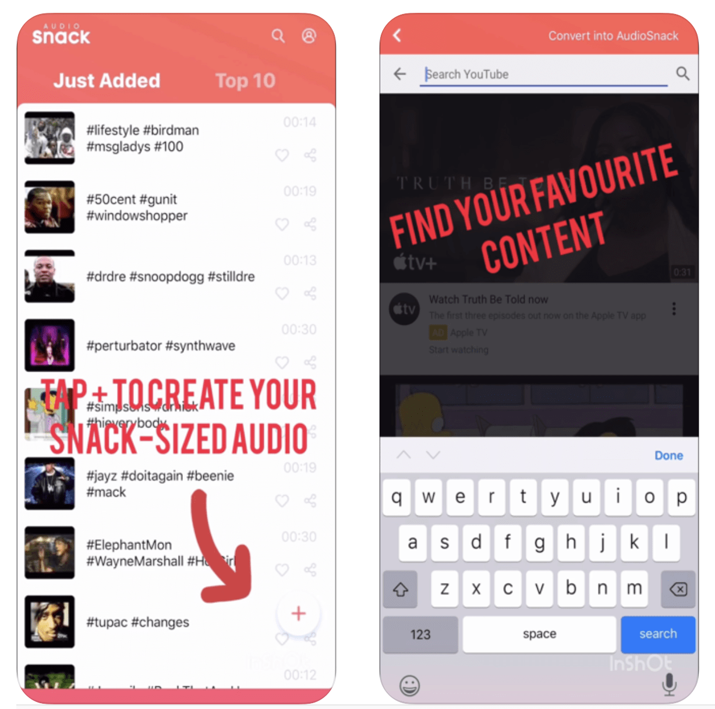 Poof, Furious Five, AudioSnack a ďalšie aplikácie na vyskúšanie tento víkend 3