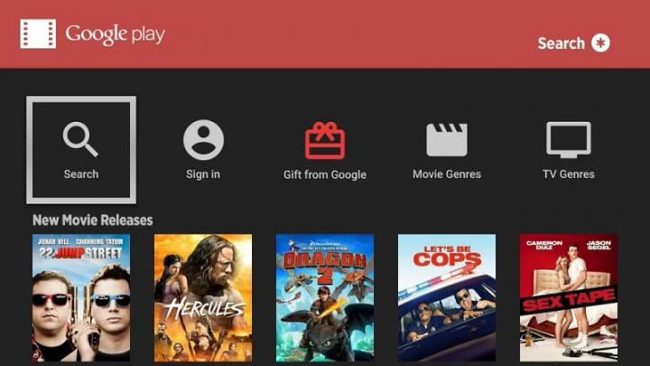 Očakáva sa, že služba Filmy Google Play ponúkne stovky filmov ... s reklamou 2