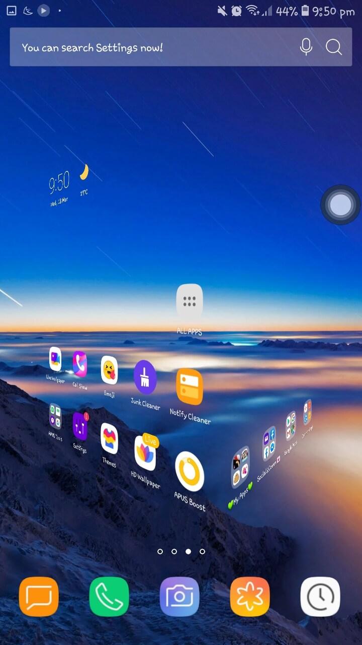 11 najlepších tém pre Android, aby bol váš smartphone chladný 7