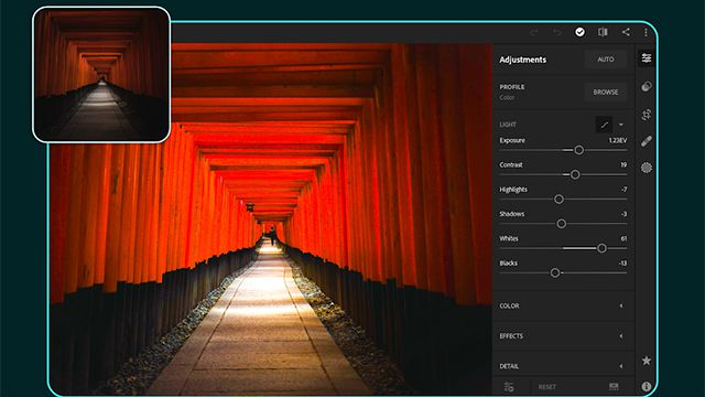 Stiahnite si Adobe Lightroom CC Mod Apk pre Android