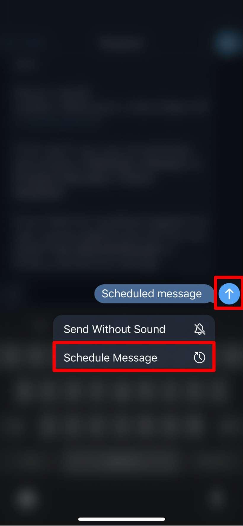 Ako naplánovať správy a nastaviť pripomenutia v telegrame
