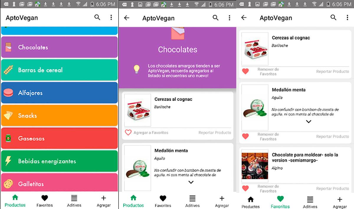 AptoVegan pre Android