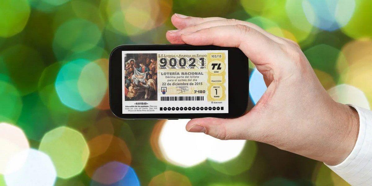 online lotéria
