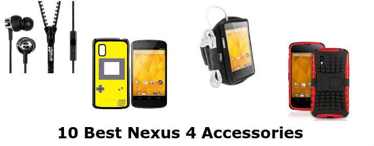 10 najlepších Nexus 4 Príslušenstvo na oblečenie vášho elegantného telefónu 1