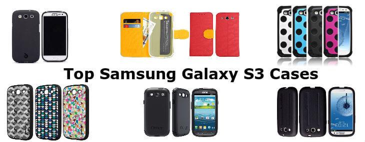 10 najlepších puzdier pre Samsung Galaxy S3: Najkrajšia ochrana 1