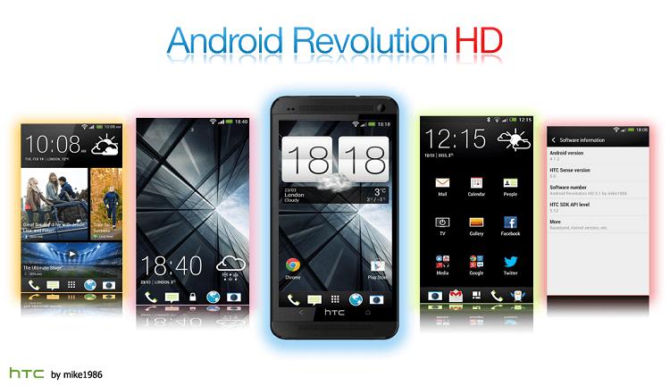 androidová revolúcia