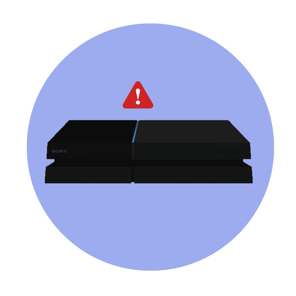 Modré svetlo smrti má problémy s PS4