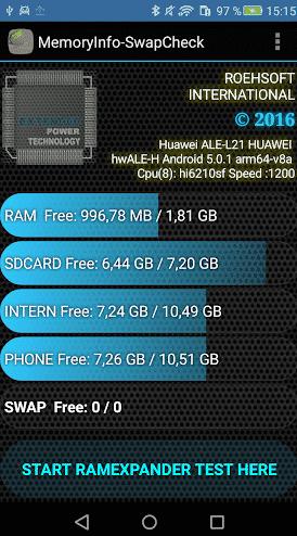 Zvýšte RAM v telefóne s Androidom pomocou karty micro sd