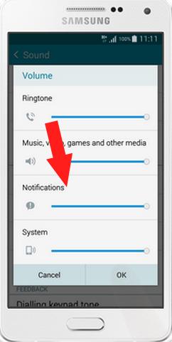 Oznámenie-GalaxyA5-zväzok