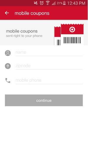 Nákupné aplikácie pre Android - cieľ 3