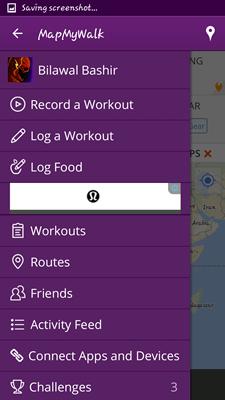 Map My Walk APp Recenzia Android005