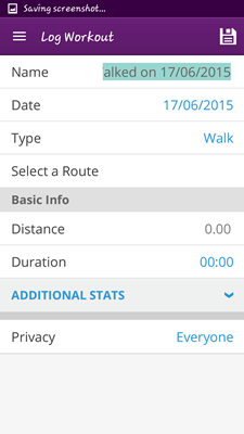 Map My Walk APp Recenzia Android007