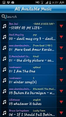 MP3 Cutter a vyzváňací tón 002