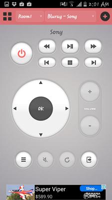 ASmart Remote IR 010