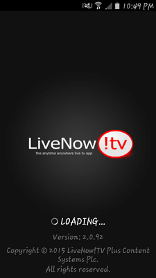 LiveNow! TV PlusScreenshot_2015-06-23-22-49-05