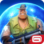 10 úplne bezplatných streleckých hier pre Android, Bang Bang! 3