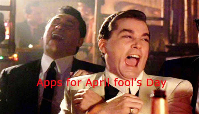 Aplikácie na Prvý apríl