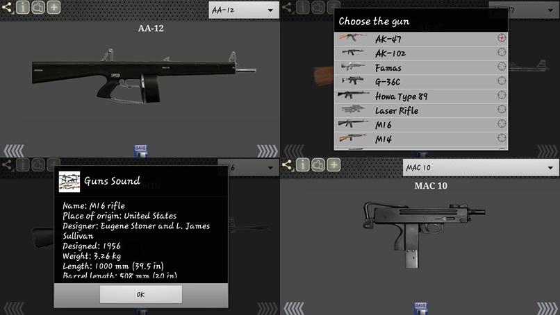 Zvuk pištole
