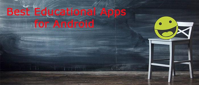 Vzdelávacie aplikácie
