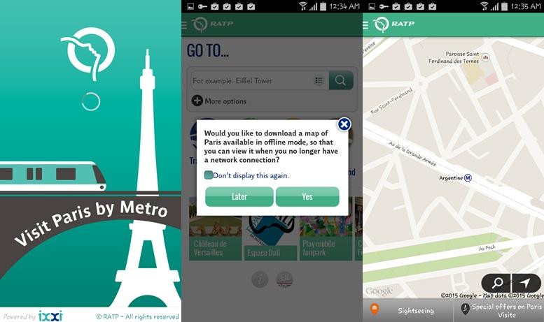 Navštívte Paríž metrom