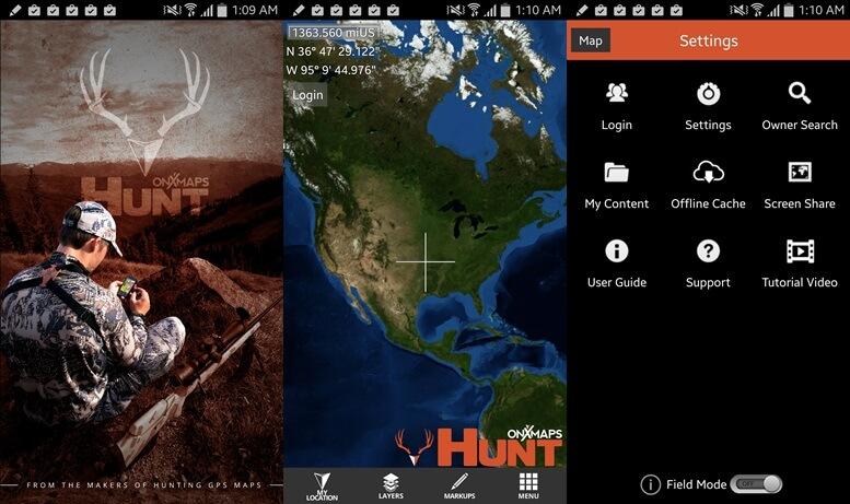 Aplikácia Hunt
